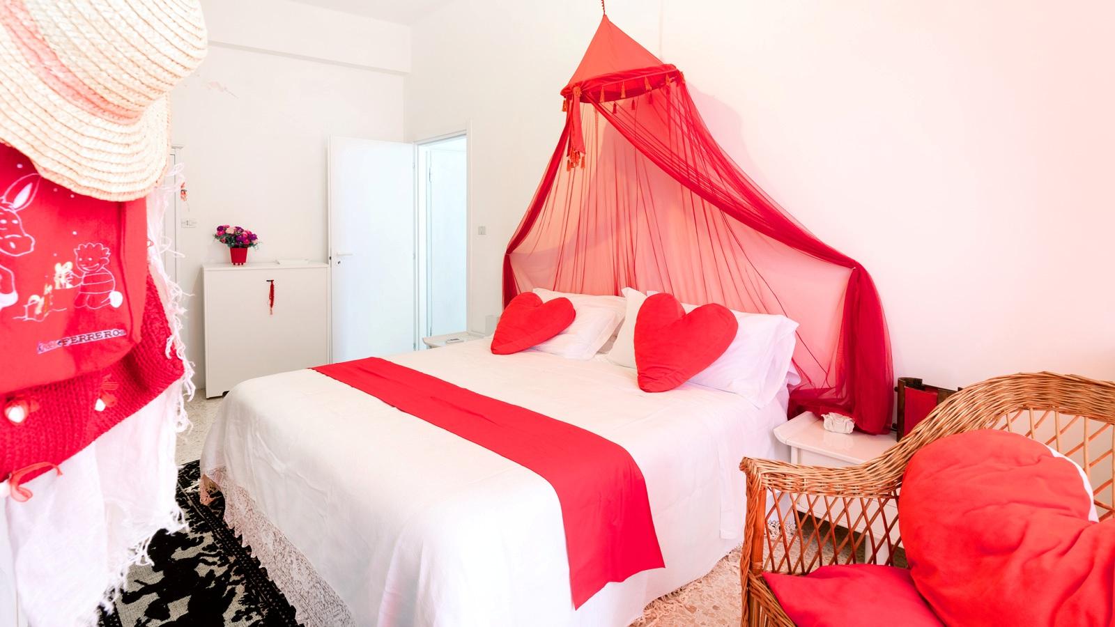 vacanze ostuni casa corallo camera matrimoniale
