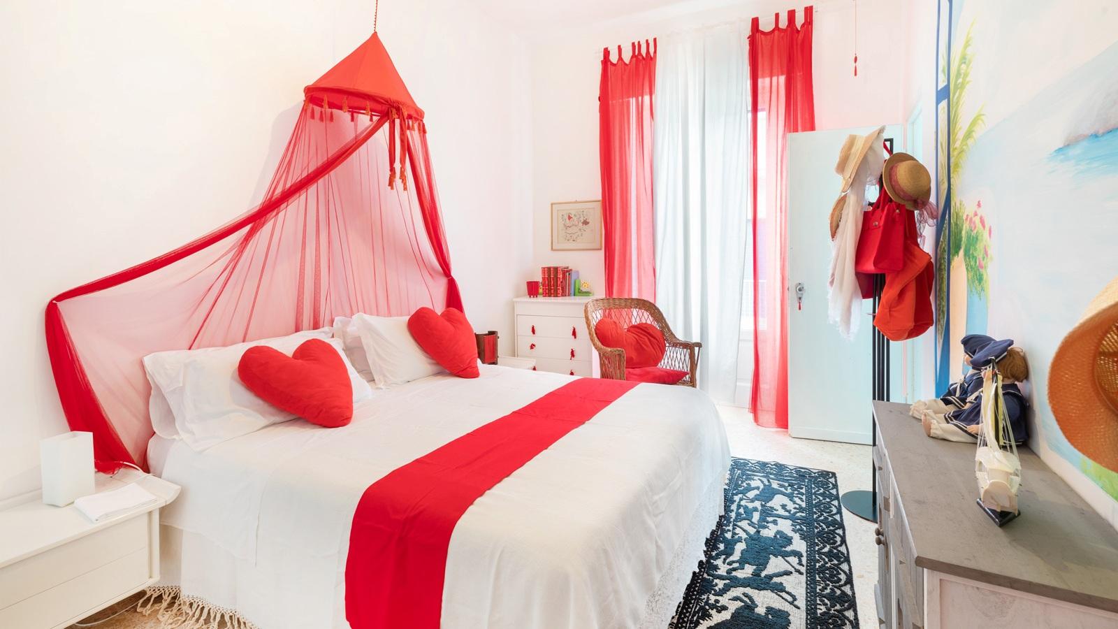 vacanze ostuni casa corallo letto matrimoniale