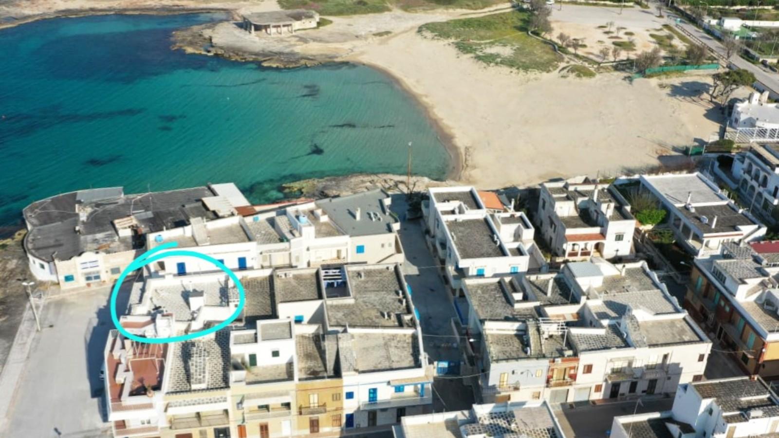 vacanze ostuni casa corallo terrazza drone