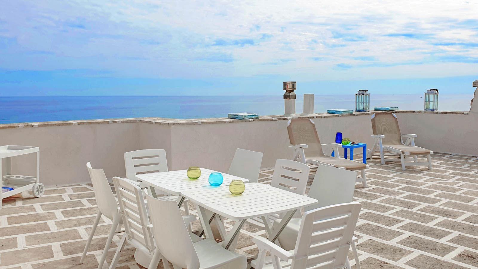 vacanze ostuni casa corallo terrazza sul mare
