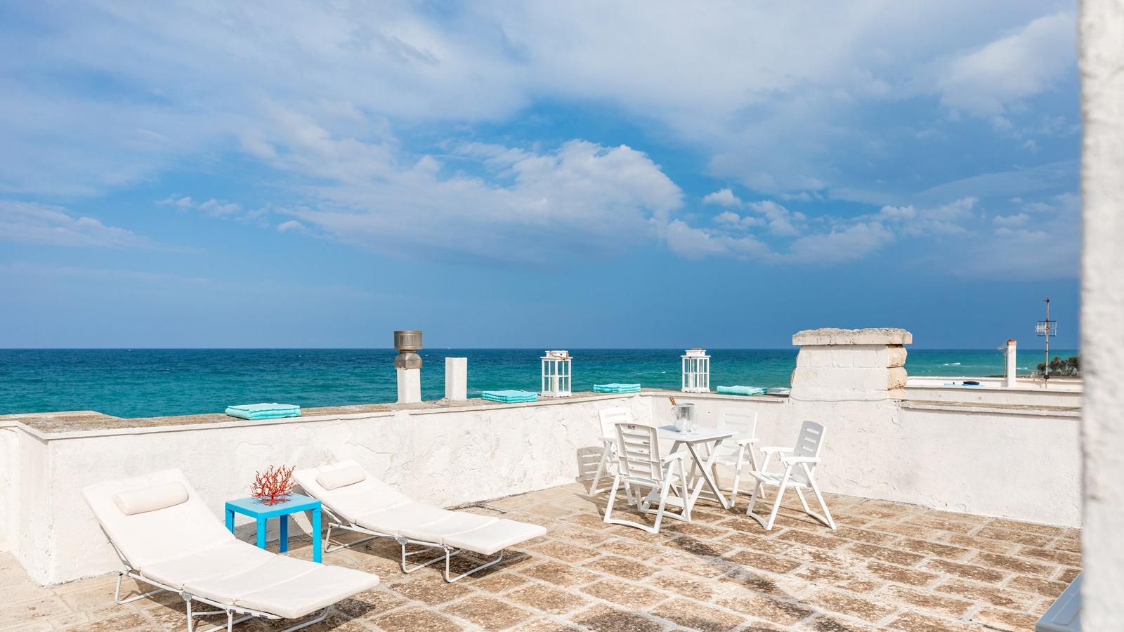 vacanze ostuni casa corallo terrazzo