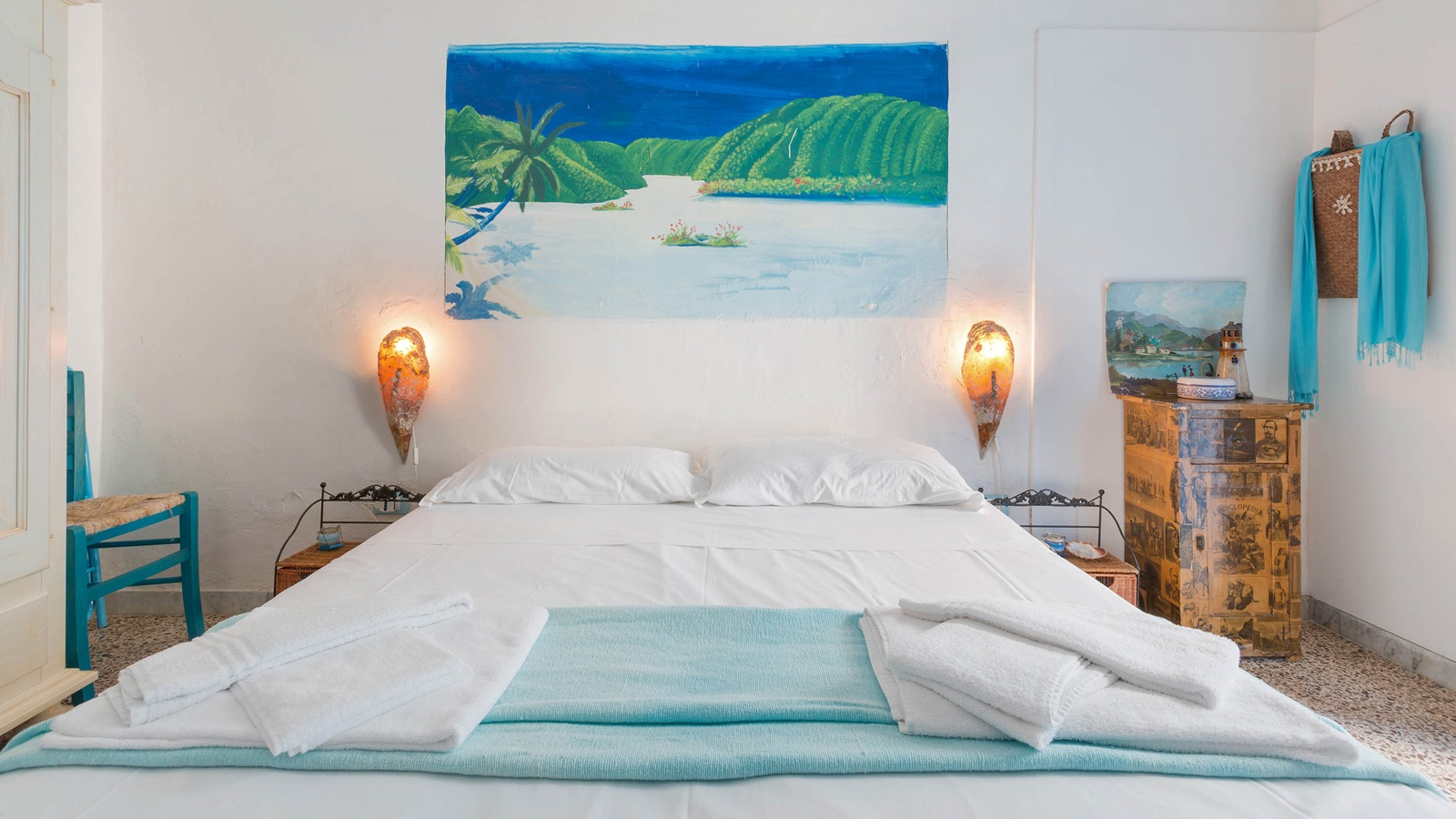 vacanze ostuni casa giovanna camera matrimoniale