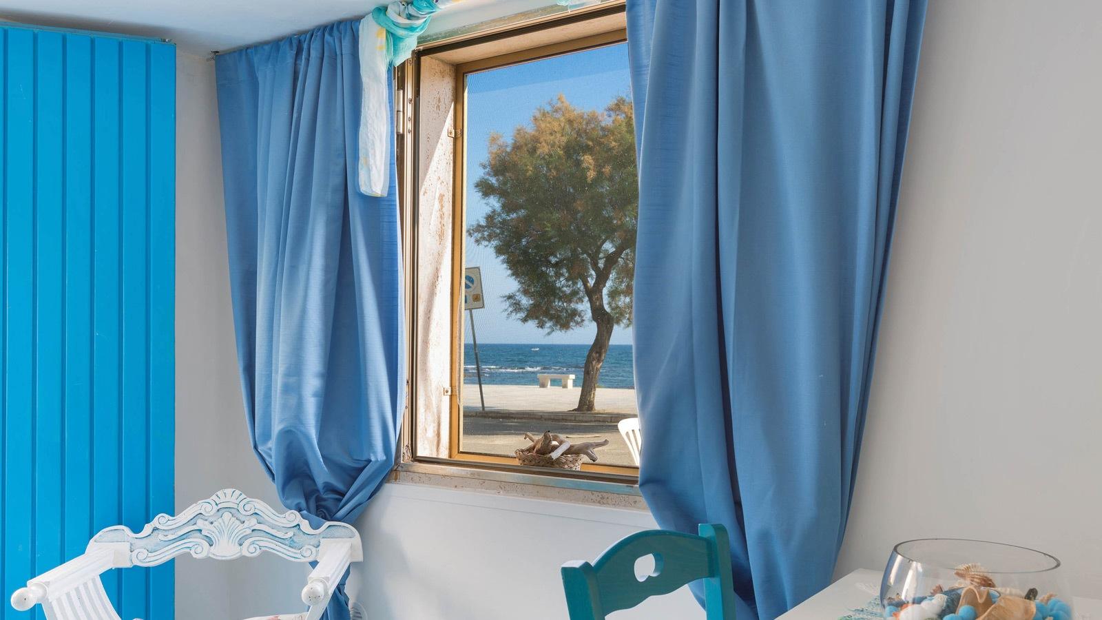 vacanze ostuni casa giovanna soggiorno vista mare