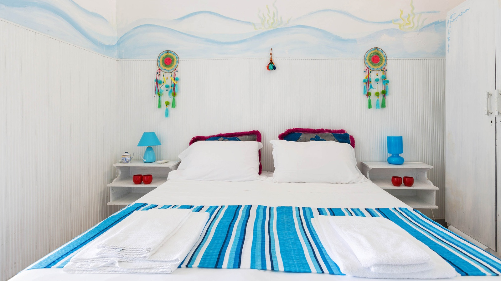 vacanze ostuni casa helios camera da letto
