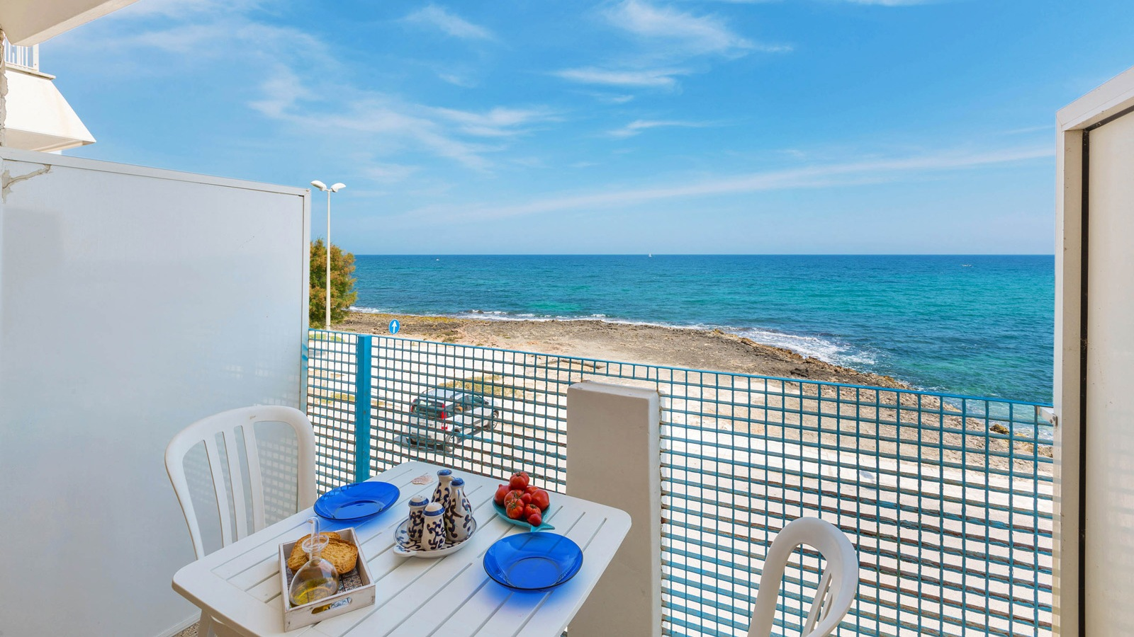 vacanze ostuni casa ilari balcone vista mare