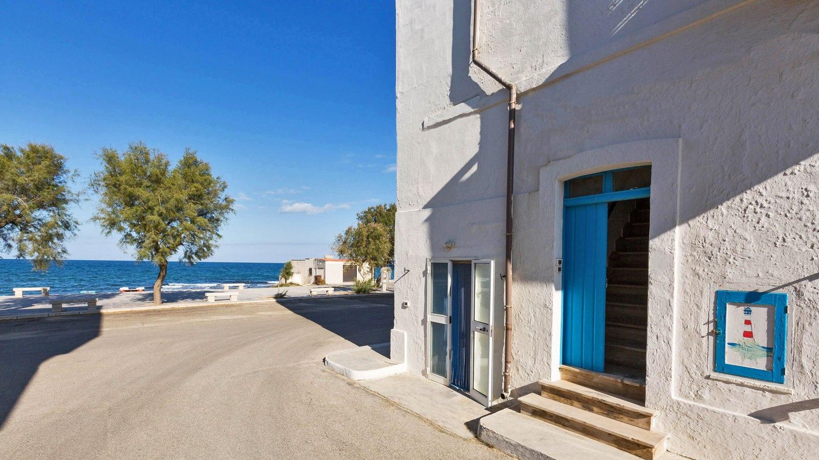 vacanze ostuni casa lorenzo ingresso mare