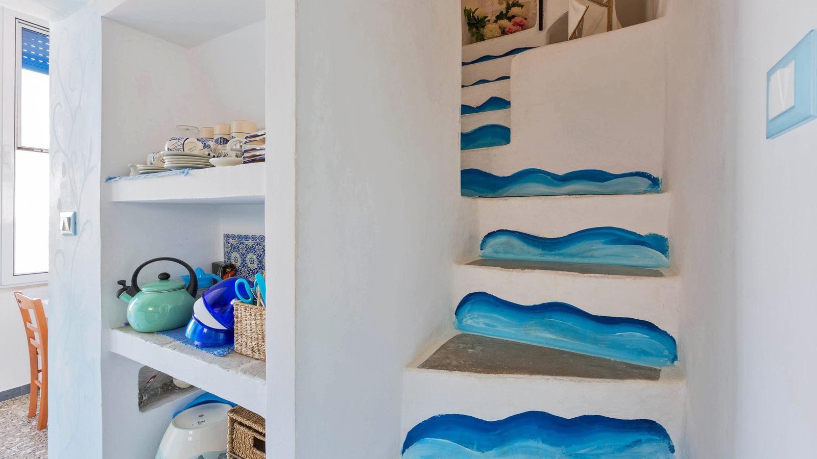 vacanze ostuni casa lorenzo scale