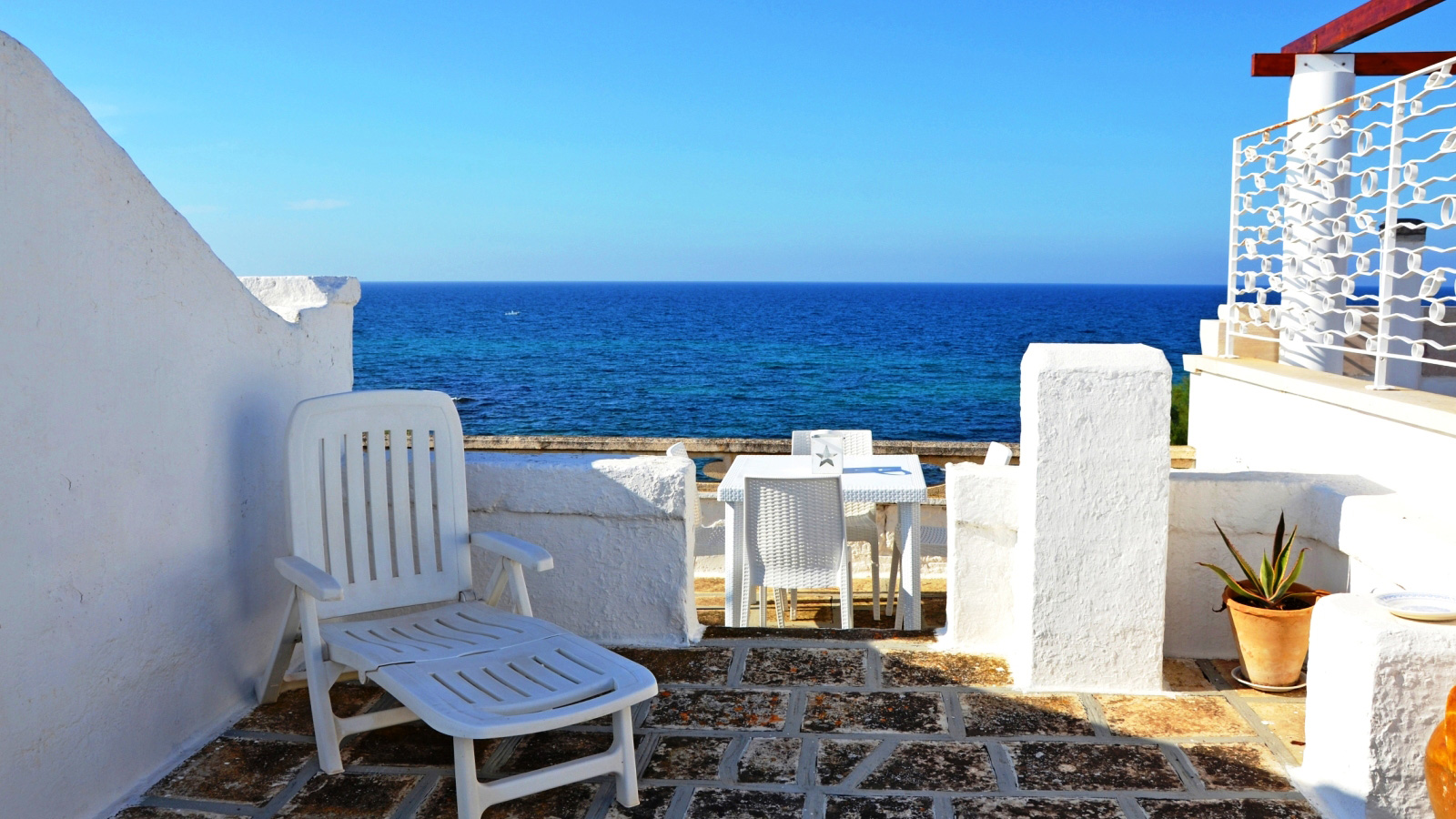 vacanze ostuni casa lorenzo terrazza