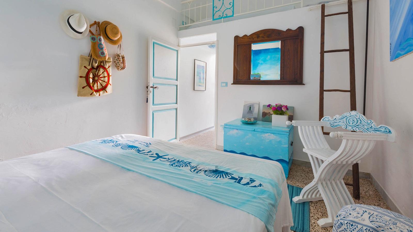 vacanze ostuni casa marco camera da letto