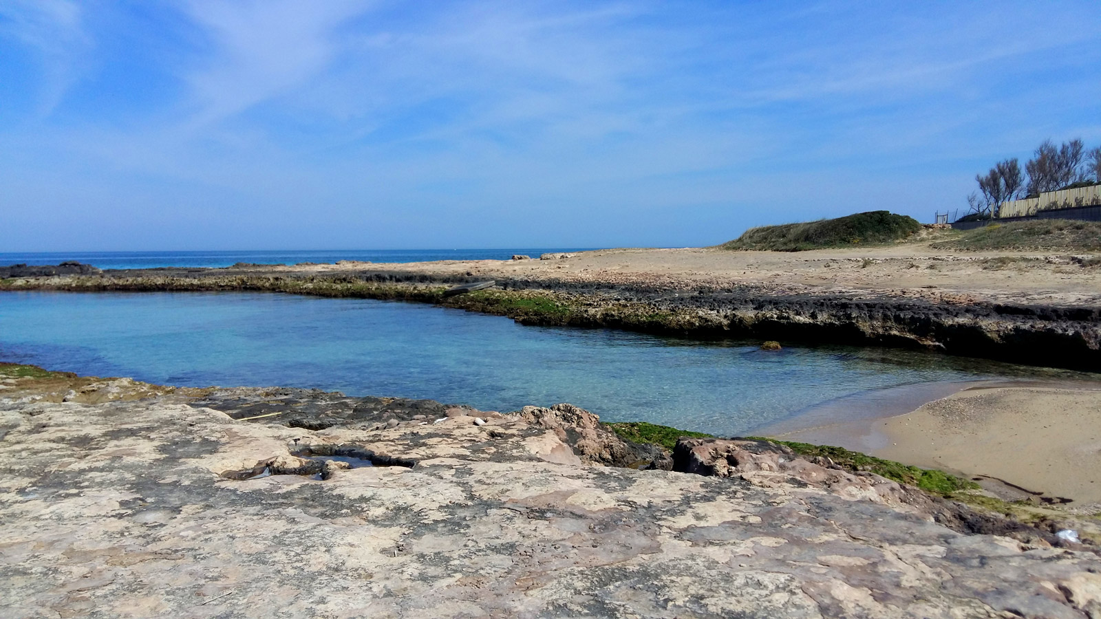 vacanze ostuni casa marco spiaggia Creta Rossa