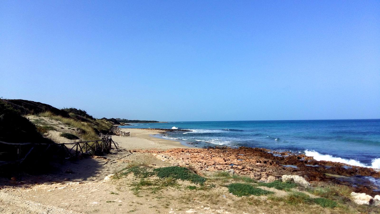 vacanze ostuni casa renzo spiaggia Rosa Marina