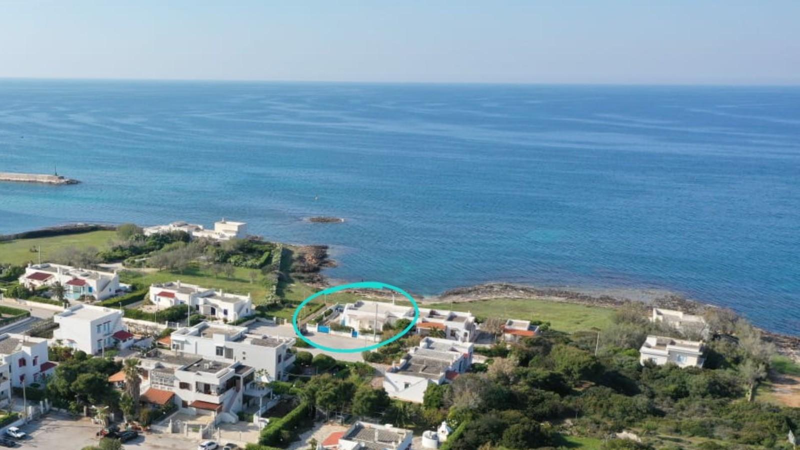 vacanze ostuni villa lairo mare drone